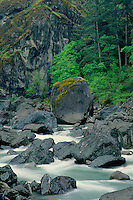 Van Duzen River at Goat Rock<br />