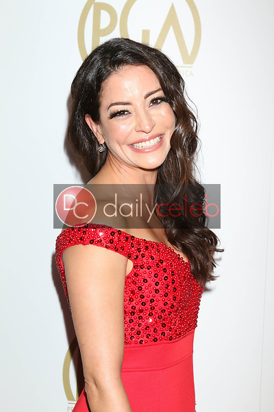 Emmanuelle Vaugier<br /> at the 2019 Producer's Guild Awards, Beverly Hilton Hotel, Beverly Hills, CA 01-19-19<br /> David Edwards/DailyCeleb.com 818-249-4998