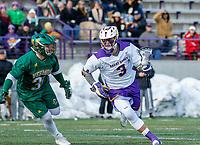 03-17-18 Vermont at UAlbany Men's Lacrosse
