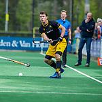 BLOEMENDAAL - Arjen Lodewijks (Den Bosch)    tijdens de hoofdklasse competitiewedstrijd hockey heren,  Bloemendaal-Den Bosch (2-1) COPYRIGHT KOEN SUYK