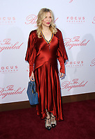 12 June 2017 - Los Angeles, California - Courtney Love. The Beguiled Premiere held at the Directors Guild of America. Photo Credit: AdMedia