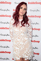 Kate Oates at the Inside Soap Awards 2017 held at the Hippodrome, Leicester Square, London, UK. <br /> 06 November  2017<br /> Picture: Steve Vas/Featureflash/SilverHub 0208 004 5359 sales@silverhubmedia.com