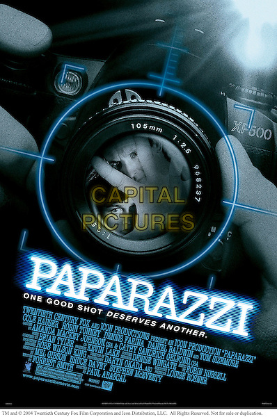 POSTER ART.in Paparazzi.Filmstill - Editorial Use Only.CAP/AWFF.supplied by Capital Pictures.