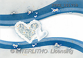 Isabella, WEDDING, paintings, hearts, rings(ITKE101708,#W#)