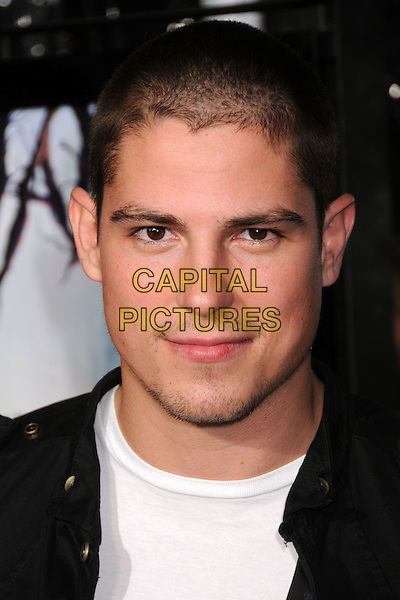 "SEAN FARIS.""The Spiderwick Chronicles"" Los Angeles Premiere at Paramount Studios, Hollywood, California, USA..January 31st, 2008.headshot portrait .CAP/ADM/BP.©Byron Purvis/Admedia/Capital Pictures"