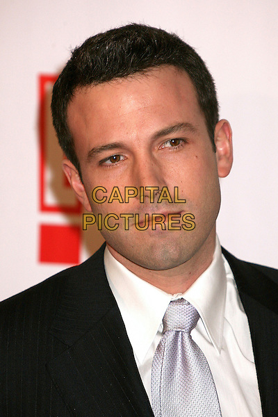 BEN AFFLECK.At The 12th Annual Broadcast Film Critics Choice Awards held at The Santa Monica Civic Auditorium in Santa Monica, California, LA, USA, January 12th 2007. .portrait headshot.CAP/ADM/BP.©Byron Purvis/AdMedia/Capital Pictures.