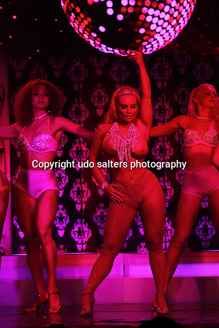 Coco and the Vanity Vixens Launch Performance Held at the Highline Ballroom