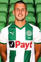 GRONINGEN - Voetbal, Presentatie FC Groningen,  seizoen 2018-2019, 17-07-2018, FC Groningen speler Jesper Drost