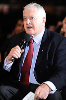 John Turner, former Prime Minister of Canada, at Free The Children's Me To We Day Toronto, Canada