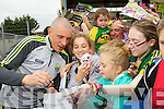 Kieran Donaghy Kerry Senior footballer at Kerry GAA family day at Fitzgerald Stadium on Saturday.