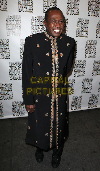 Ben Vereen.Opening Night Performance of 'Jesus Christ Superstar' held at the Neil Simon Theatre, New York, NY, USA, .23rd March 2012..full length tunic  black embroidered shirt smiling .CAP/ADM/SLP/AE.©Alice Erardy/Starlitepics/AdMedia/Capital Pictures.