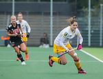AMSTELVEEN -Marloes Keetels (DenBosch)   tijdens de hoofdklasse hockeywedstrijd dames,  Amsterdam-Den Bosch (1-1).    COPYRIGHT KOEN SUYK