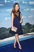 Naomie Smart<br /> at the Cirque du Soleil &quot;Amaluna&quot; 1st night, Royal Albert Hall, Knightsbridge, London.<br /> <br /> <br /> &copy;Ash Knotek  D3218  12/01/2017