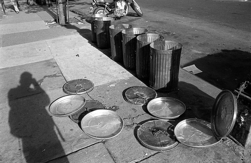 Street photography, Lower East Side, New York. USA