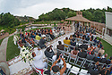 20 July 2013: Wedding of Bode Adeniyi and Dominique Fife at Los Willows in Fallbrook, CA.