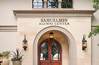 The Samuelson Alumni Center of Occidental College, Los Angeles, Calif., May 24, 2012.<br /> (Photo by Marc Campos, Occidental College Photographer)