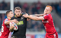 Salford v Warrington - 07 Apr 2018