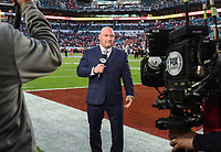 MIAMI, FL - FEBRUARY 2: NFL Insider Jay Glazer the Fox Sports broadcast of Super Bowl LIV at Hard Rock Stadium on February 2, 2020 in Miami, Florida. (Photo by Frank Micelotta/Fox Sports/PictureGroup)