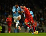 261213 Manchester City v Liverpool
