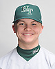 Sean Hogan of Holy Trinity poses for a portrait during the Newsday varsity baseball season preview photo shoot at company headquarters on Thursday, Mar. 10, 2016.