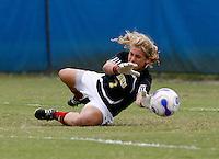 FIU Women's Soccer v. Louisiana-Lafayette (10/14/07)