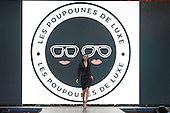 The Poupounes de Luxe fashion show held during the Fashion and Design Festival  in downtown Montreal.