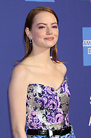 PALM SPRINGS - JAN 17:  Emma Stone at the 30th Palm Springs International Film Festival Awards Gala at the Palm Springs Convention Center on January 17, 2019 in Palm Springs, CA