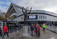Bristol City Stadium<br /> <br /> Photographer David Horton/CameraSport<br /> <br /> The EFL Sky Bet Championship - Bristol City v Preston North End - Saturday 10th November 2018 - Ashton Gate Stadium - Bristol<br /> <br /> World Copyright &copy; 2018 CameraSport. All rights reserved. 43 Linden Ave. Countesthorpe. Leicester. England. LE8 5PG - Tel: +44 (0) 116 277 4147 - admin@camerasport.com - www.camerasport.com