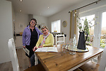 Redrow Homes Afon Gardens<br /> Helen Williams &amp; Carrine Williams<br /> 03.05.14<br /> &copy;Steve Pope-FOTOWALES