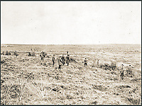 BNPS.co.uk (01202 558833)<br /> Pic: Pen&amp;Sword/BNPS<br /> <br /> Parties searching for bodies.<br /> <br /> A poignant collection of images which were taken by a photographer who documented the graves of fallen soldiers on the Western Front have come to light in a new book.<br /> <br /> Ivan Bawtree was one of only three professional photographers assigned to the the Graves Registration Units to photograph and record the graves of fallen First World War soldiers on behalf of grieving relatives. <br /> <br /> His powerful photos of northern France and Flanders are a haunting reminder of the horrors of war and a fascinating insight into the early work of the Imperial War Graves Commission. <br /> <br /> Prior to the First World War, the casualties of war were generally buried in unmarked mass graves.