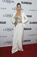 BROOKLYN, NY - NOVEMBER 13: Bella Hadid  at Glamour's 2017 Women Of The Year Awards at the Kings Theater in Brooklyn, New York City on November 13, 2017. <br /> CAP/MPI/JP<br /> &copy;JP/MPI/Capital Pictures