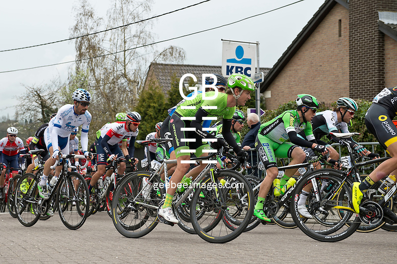 2016 Flanders Classics<br /> UCI Pro Continental Cycling<br /> De Brabantse Pijle<br /> 13 April 2016<br /> Nate Brown, Cannondale Pro Cycling Team