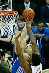 Kentucky Wildcats forward Reid Travis (22) during their game as UK won 71-58 at the KFC Yum Center on Saturday Dec. 29, 2018 in Louisville, Ky.