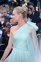 "Diane Kruger attending the ""Moonrise Kingdom"" Premiere during the 65th annual International Cannes Film Festival in , 16th May 2012...Credit: Timm/face to face /MediaPunch Inc. ***FOR USA ONLY***"