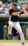 16 March 2007: New York Yankees outfielder Johnny Damon in action against the Houston Astros at Osceola County Stadium in Kissimmee, Florida...Mandatory Photo Credit: Ed Wolfstein Photo