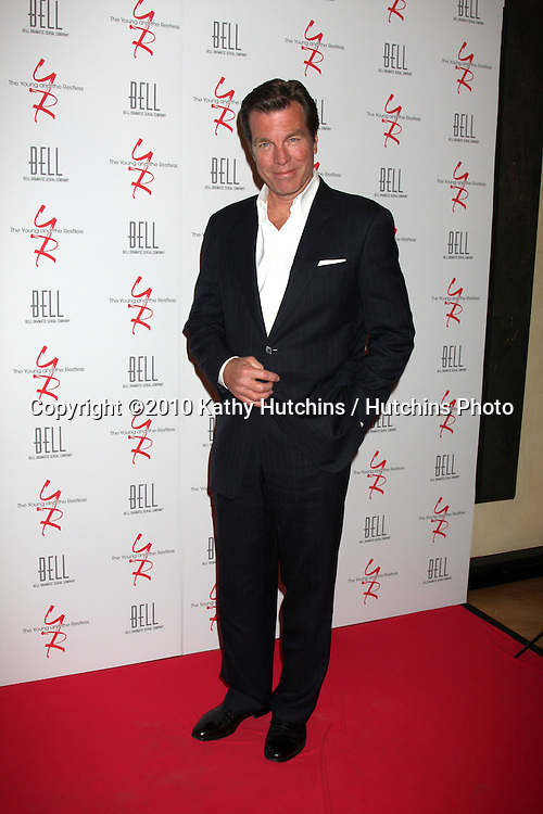 Peter Bergman .arrivng at The Young & The Restless 37th Anniversary Dinner.Via Allorro.Beverly Hills, CA.March 9, 2010.©2010 Kathy Hutchins / Hutchins Photo....