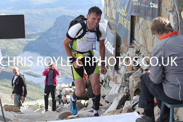 Race number 4 Per Oyvind Alvim - Norseman Xtreme Tri 2012 - Norway - photo by chris royle/ boxingheaven@gmail.com
