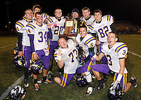 Football vs. Shenandoah - SECTIONAL CHAMPIONSHIP 11-4-11