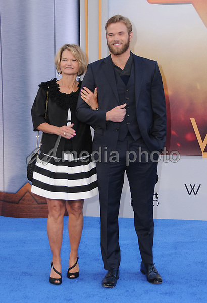 "25 May 2017 - Hollywood, California - Kellan Lutz. World  Premiere of Warner Bros. Pictures'  ""Wonder Woman"" held at The Pantages Theater in Hollywood. Photo Credit: Birdie Thompson/AdMedia"