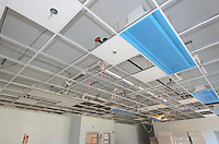 Hanover Elementary School - Kindergarten Addition<br /> James R Anderson Photographer | photog.com 203-281-0717<br /> Andrade Architects, LLC. Enfield Builders, Inc.<br /> Photography Date: 10 September 2012<br /> Camera View:  Classroom 106<br /> Image Number 23