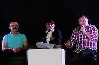 Chobi, Sergio Galindo e Irineo Alvarez