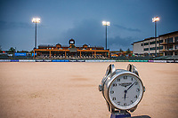 DRAMATIC: A storm is a-brewing over this magnificent venue... 2018 FEI World Equestrian Games Tryon. Monday 10 September. Copyright Photo: Libby Law Photography