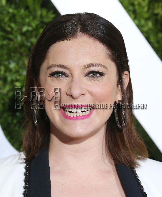 Rachel Bloom attends the 71st Annual Tony Awards at Radio City Music Hall on June 11, 2017 in New York City.