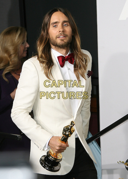 02 March 2014 - Hollywood, California - Jared Leto. 86th Annual Academy Awards held at the Dolby Theatre at Hollywood &amp; Highland Center.<br /> CAP/ADM<br /> &copy;AdMedia/Capital Pictures