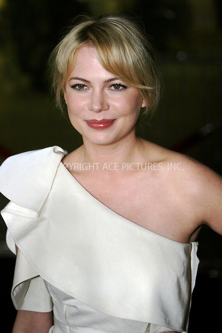 WWW.ACEPIXS.COM . . . . .  ....February 17 2010, New York City....Actress Michelle Williams arriving at the premiere of 'Shutter Island'  at the Ziegfeld Theatre on February 17, 2010 in New York City.....Please byline: NANCY RIVERA- ACEPIXS.COM.... *** ***..Ace Pictures, Inc:  ..Tel: 646 769 0430..e-mail: info@acepixs.com..web: http://www.acepixs.com