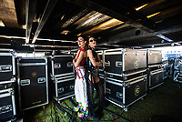 The Veronicas performs on Day Three of LA Pride in West Hollywood, California on June 9, 2019. <br /> CAP/MPI/IS/CT<br /> ©CT/IS/MPI/Capital Pictures
