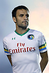 28 September 2016: New York's Ayoze Garcia Perez (ESP). The Carolina RailHawks hosted the New York Cosmos at WakeMed Soccer Park in Cary, North Carolina in a 2016 North American Soccer League Fall Season match. The Cosmos won the game 2-0.