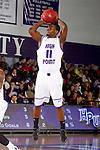 2012.02.04 - NCAA MBB - Gardner-Webb vs High Point