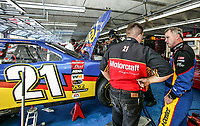 Ricky Rudd, UAW-GM Quality 500, Charlotte Motor Speedway, Charlotte, NC, October 11, 2003.  (Photo by Brian Cleary/bcpix.com)