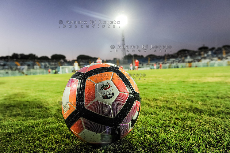 the ufficial ball of Serie A during the Italian Cup - TIM CUP -match between Pescara vs Frosinone, on August 13, 2016. Photo: Adamo Di Loreto/BuenaVista*photo